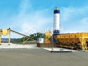 模块式稳定土厂拌设备