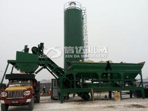 移动式稳定土厂拌设备