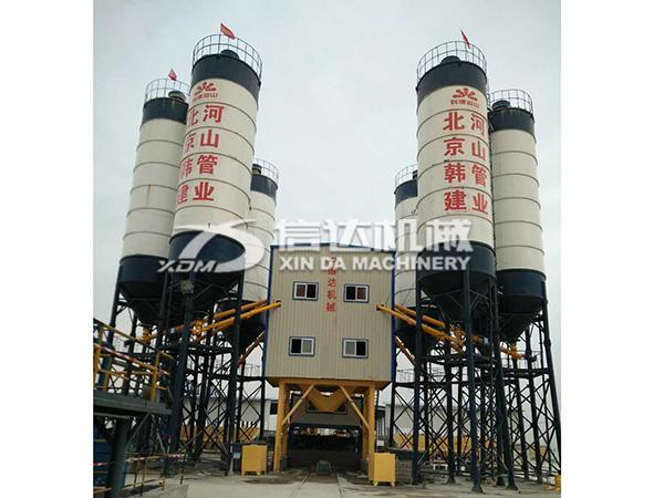 北京韩建HZS120